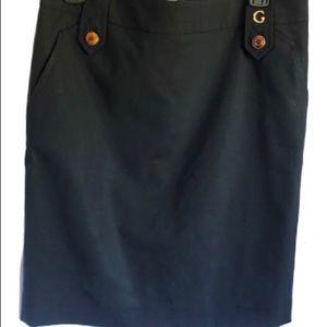Gucci Classic Black Skirt size 44